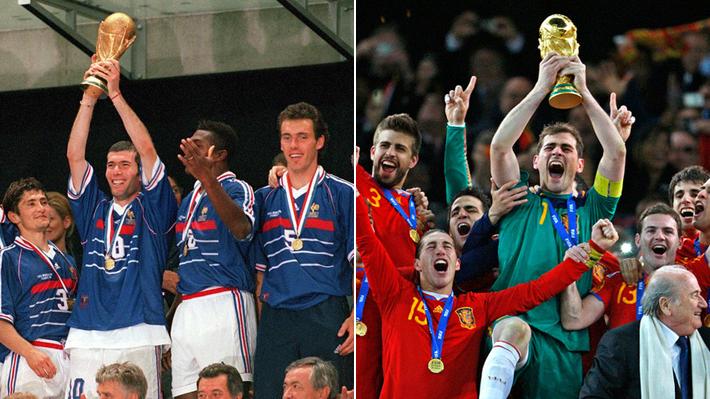 Croacia se convirtió en la 13ª selección en clasificar por primera vez a una final: Cuáles fueron las otras 12 y cómo les fue