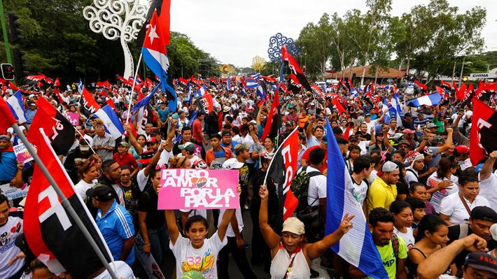 Ortega y oposición miden fuerzas con nuevas marchas mientras violencia se agrava en Nicaragua