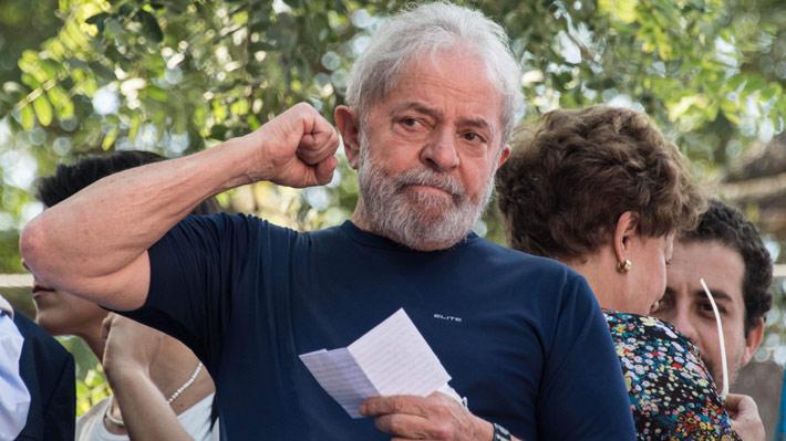 Lula es absuelto por el delito de obstrucción a la justicia en Brasil