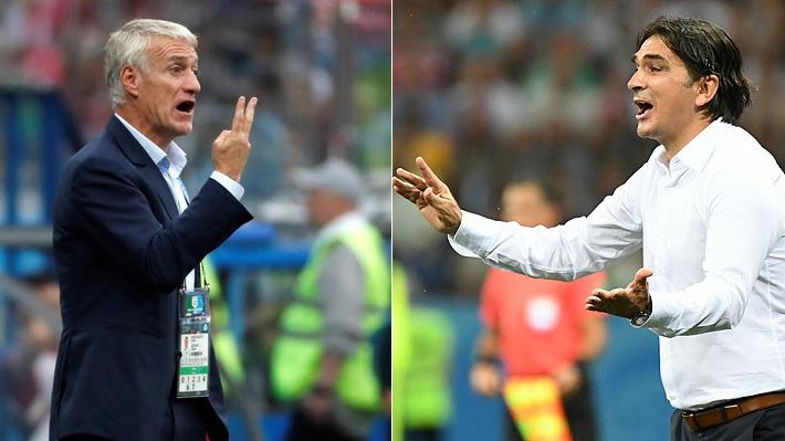 Las enormes diferencias entre los salarios de los DTs de la final: El de Croacia ni siquiera está en el top 20 del Mundial