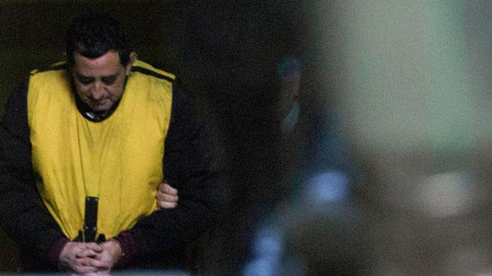 Ex canciller del Arzobispado formalizado por abusos sexuales fue trasladado a la cárcel de Rancagua