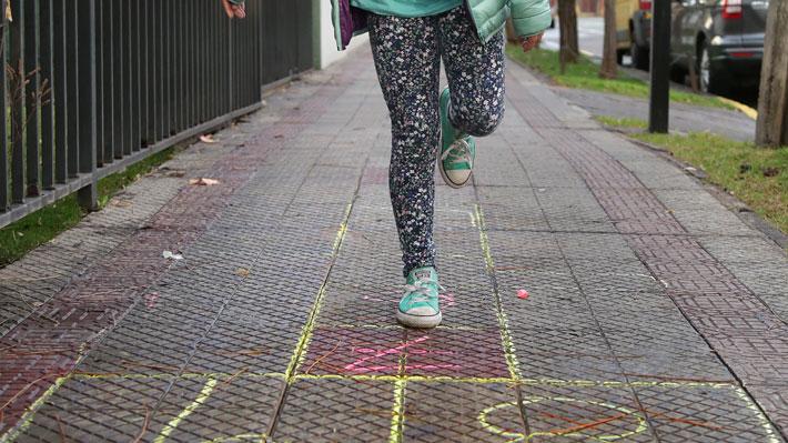 Cerca de 89 mil niños son víctimas de algún delito al año: Casi la mitad por abusos sexuales y lesiones