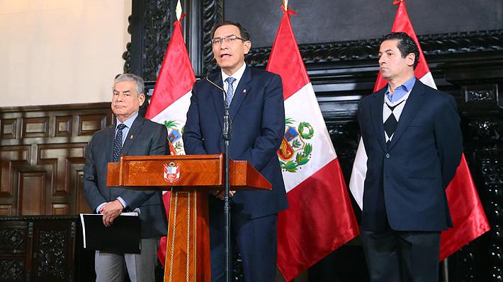 Escándalo judicial en Perú: Destituyen al ministro de Justicia y suspenden a cinco jueces por caso de corrupción