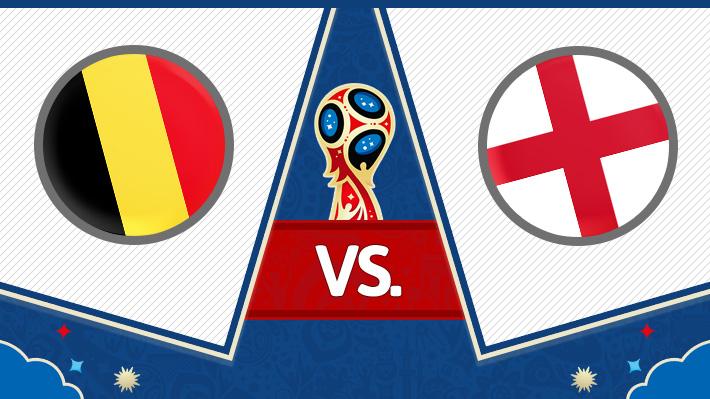 Revise la victoria de Bélgica sobre Inglaterra en la definición del tercer lugar del Mundial
