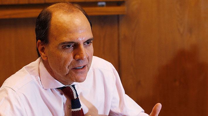 """Ministro Monckeberg apuesta por """"banderas como la integración social"""" en proyecto de Chile Vamos"""