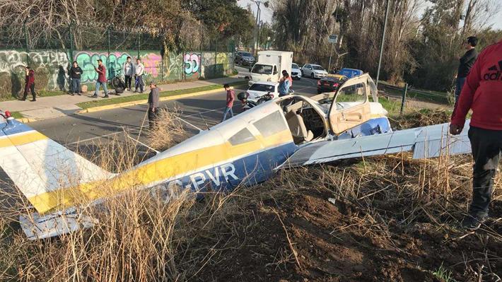 Clínica Las Condes confirma que dos heridos del accidente de avioneta permanecen en riesgo vital
