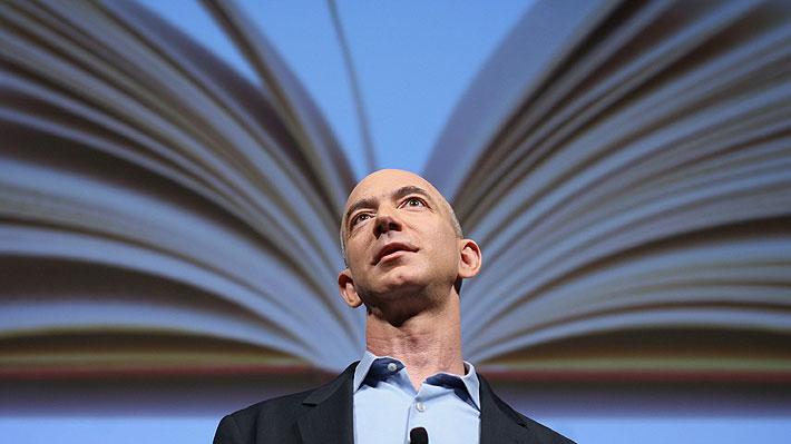"""Jeff Bezos se convierte en el hombre """"más multimillonario de la historia moderna"""""""