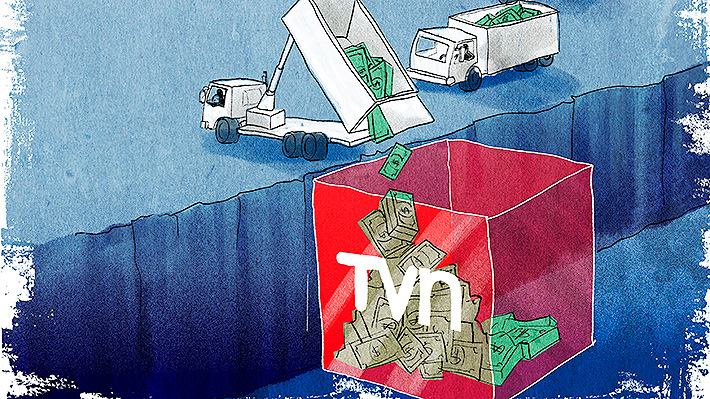 Informe de Contraloría de TVN detectó irregularidades en los contratos de altos directivos de la señal pública