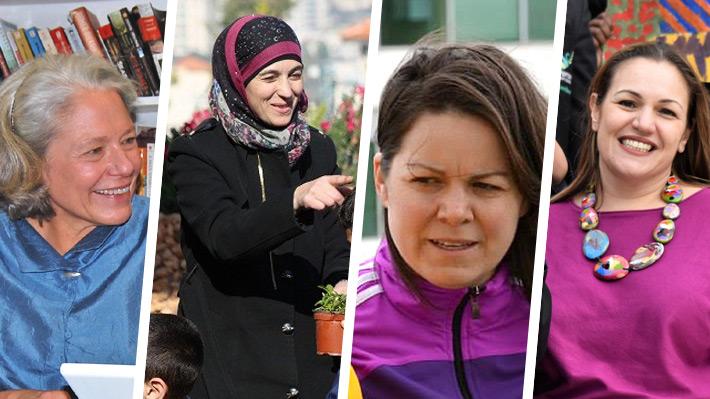 """Las increíbles historias de las cuatro ganadoras del premio """"Nobel de la enseñanza"""""""