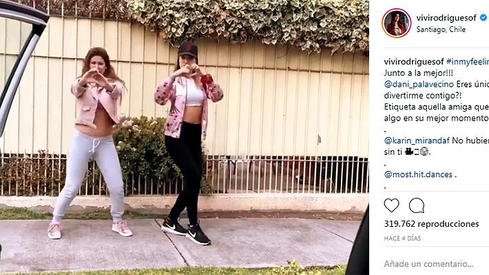 InMyFeelingsChallenge: El peligroso nuevo reto viral que desafía a bailar frente a un auto en movimiento