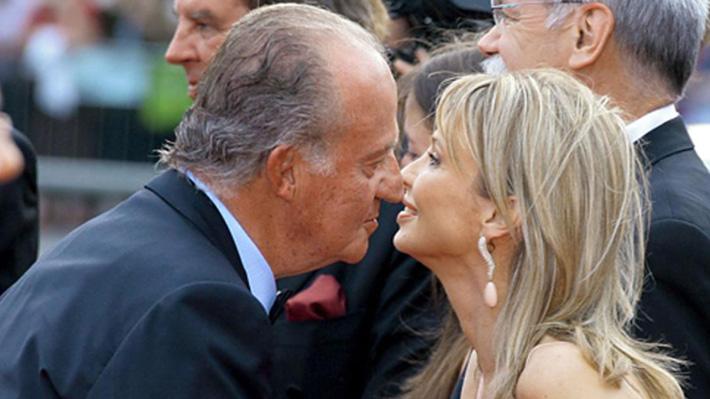 Corinna, la princesa que vuelve a poner en jaque al rey Juan Carlos de España
