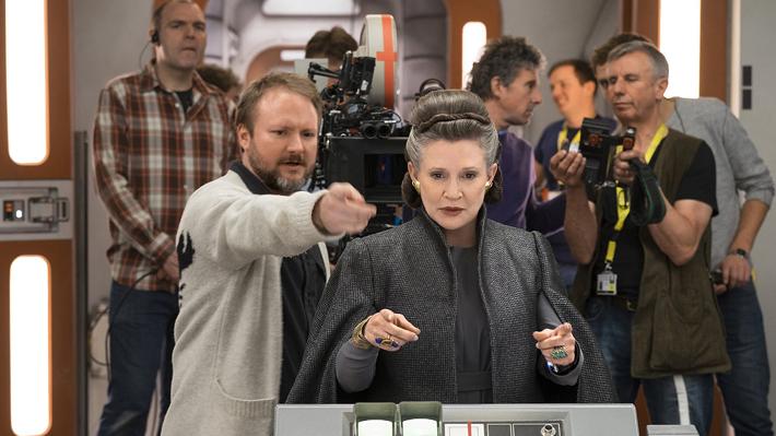 """""""Star Wars"""" anuncia su elenco oficial para el Episodio IX y sorprende con el regreso de Carrie Fisher"""
