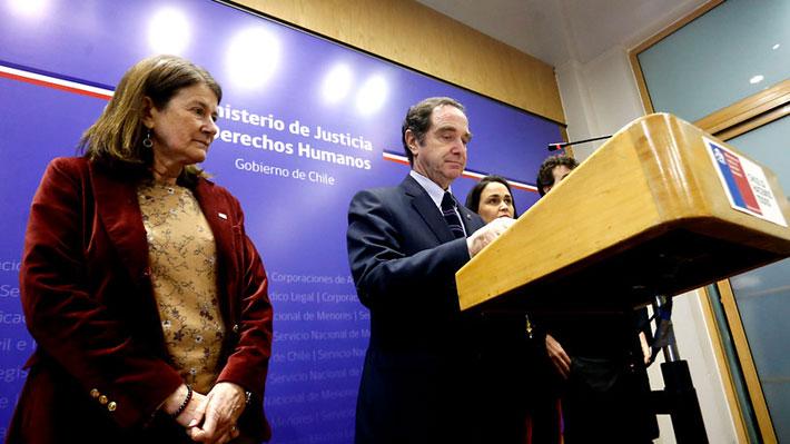 Informe de la ONU sobre niños en el Sename critica duramente acción del Estado y de los jueces