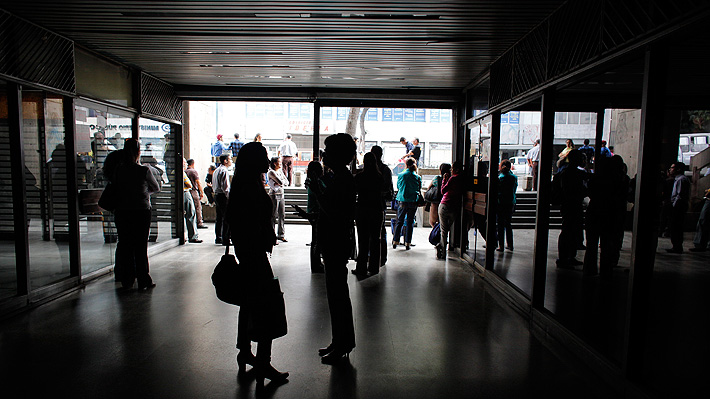 Corte de energía eléctrica afecta al 80% de la ciudad de Caracas en Venezuela