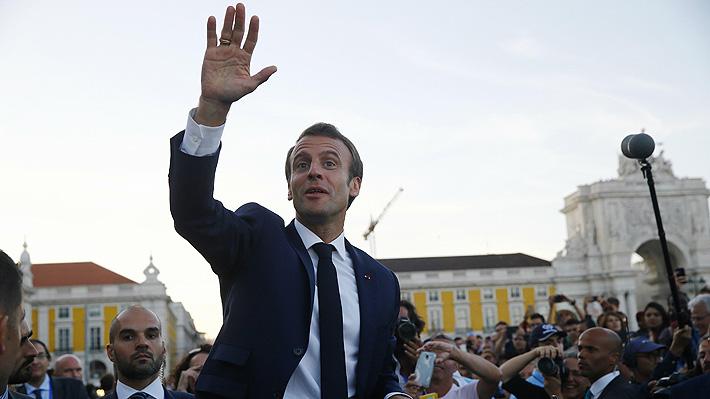Parlamento francés rechaza las dos mociones de censura contra Macron