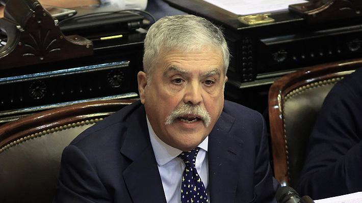 Detienen al ex ministro kirchnerista Julio De Vido tras aprobarse su desafuero