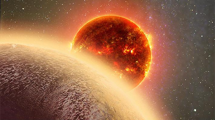 Un exoplaneta podría tener las condiciones necesarias para desarrollar vida como en la Tierra