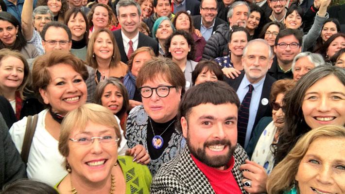 """Ex Presidenta dice que no repostulará a La Moneda: """"No pierdan tiempo en buscar candidaturas donde no las hay"""""""