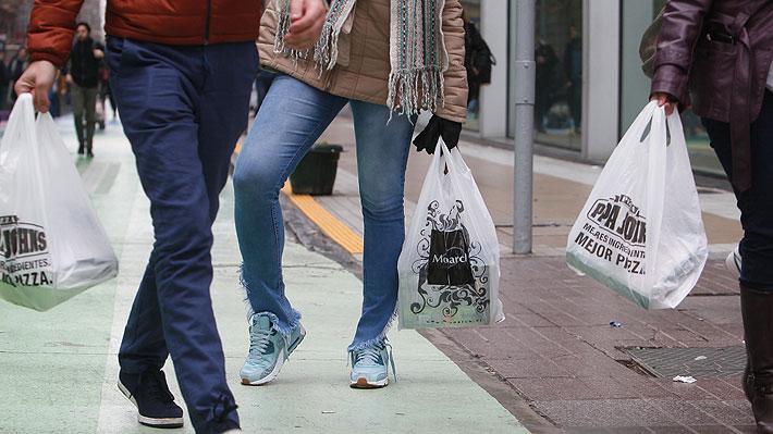 Ya es realidad: Diario Oficial publica ley que prohíbe la entrega de bolsas plásticas en el comercio