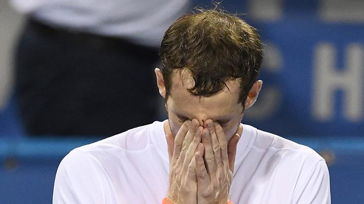 Video: El desconsolado llanto de Andy Murray tras ganar maratónico partido después de un año gravemente lesionado