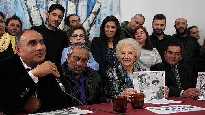 Argentina: Abuelas de Plaza de Mayo recuperan al nieto número 128