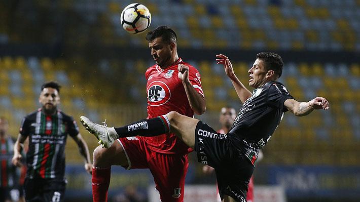 La Calera sólo rescata un empate de local ante Palestino y pierde la opción de quedar como líder momentáneo