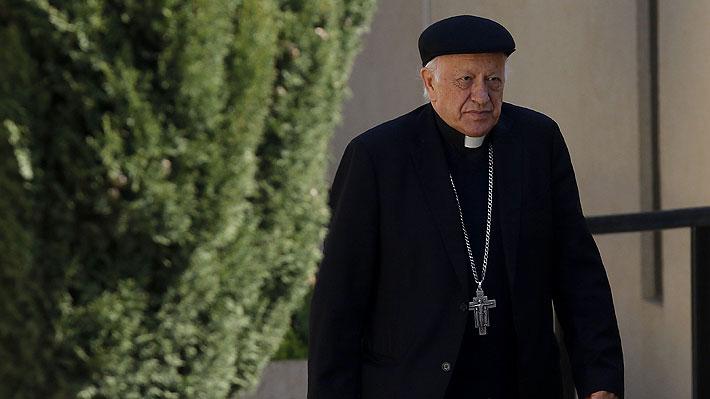 Tras cuestionamientos de distintos sectores, el arzobispo Ezzati decide no encabezar el Tedeum de Fiestas Patrias