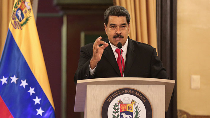 Nicolás Maduro agradece apoyo internacional e izquierda chilena llama a Gobierno de Piñera a condenar el incidente