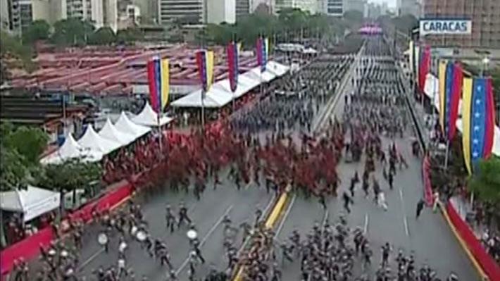 Gobierno de Venezuela asegura que detuvo a 6 sospechosos por supuesto ataque con drones contra Maduro