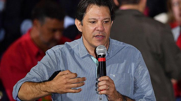 Elecciones en Brasil: Ex alcalde de Sao Paulo será candidato a vicepresidente por partido de Lula da Silva