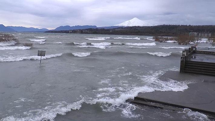 """Cubillos celebra decreto que declara saturada a la cuenca del Villarrica: """"Queremos un lago transparente"""""""