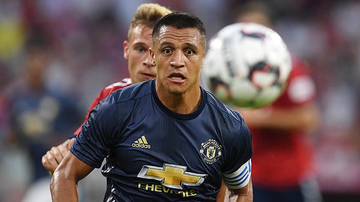 De tener problemas con su visa a jugar como capitán del United: Cómo le fue a Alexis en la pretemporada del equipo