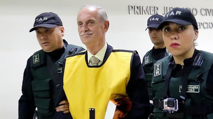 Punta Peuco: Abogado de Krassnoff suspende presentación de recurso que buscaba su libertad condicional