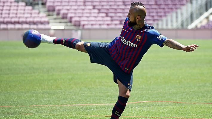 La regla que podría complicar a Vidal en Barcelona y dejarlo sin disputar la final de la Supercopa de España y el inicio de La Liga