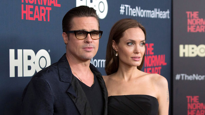 Angelina Jolie acusa a Brad Pitt de no pagar la pensión alimenticia