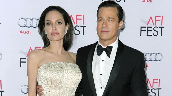 Brad Pitt desmiente a Angelina Jolie y asegura que sí ha enviado dinero a sus hijos