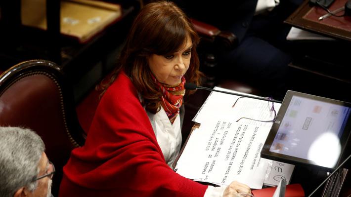 Cristina Fernández lamenta que no haya consenso sobre el aborto libre y pide reflexión