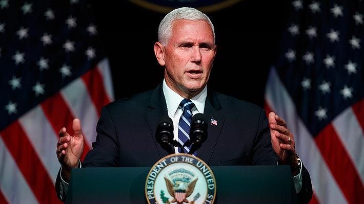 """EE.UU. anuncia la creación de un Ejército Espacial: """"Nos preparamos para el próximo campo de batalla"""""""