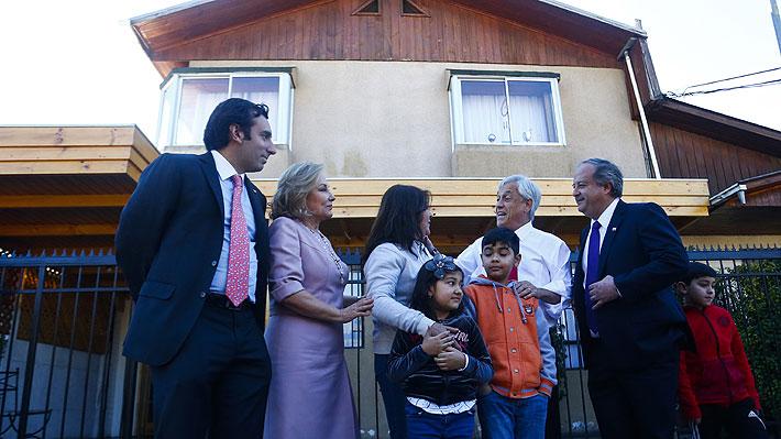 Presidente Piñera presenta el proyecto que facilita el trabajo desde el hogar