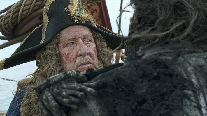 Actriz australiana afirma que el ganador del Oscar Geoffrey Rush le tocó el busto en una obra