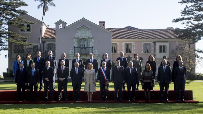 Bachelet ostenta el récord: Piñera realiza el segundo cambio de gabinete más rápido en los últimos 28 años