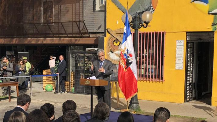 """Piñera y crecimiento económico: """"Yo sé que algunos quisieran andar más rápido, yo soy el primero"""""""