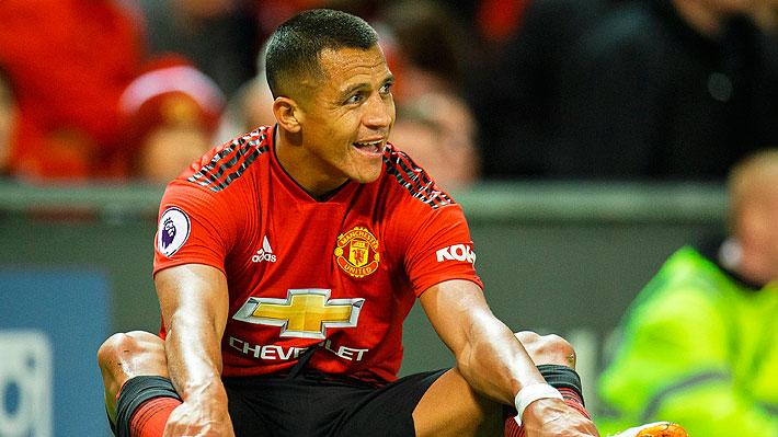 """Leyenda del United presiona a Alexis, le pide cifra """"mínima"""" de goles y advierte: """"Su campaña pasada fue decepcionante"""""""