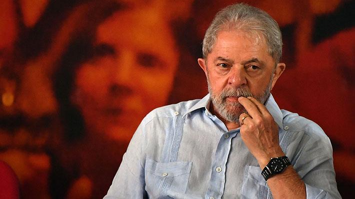 Elecciones en Brasil: Partido de los Trabajadores inscribe candidatura de Lula da Silva