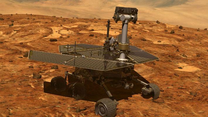 Queen, Wham! y David Bowie son algunos de los artistas que tienen la misión de despertar al rover Opportunity en Marte