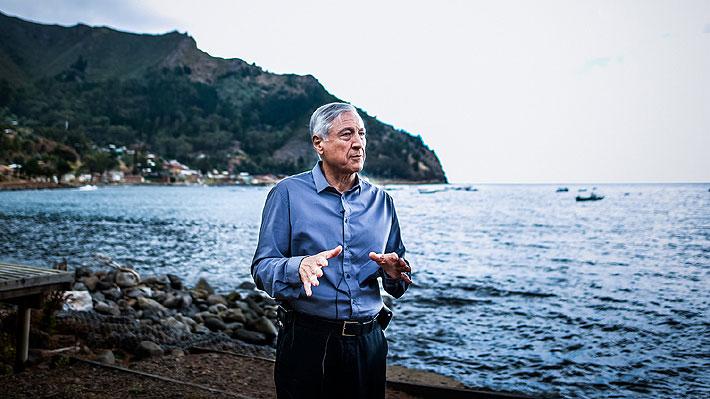 Nombran a Heraldo Muñoz como Embajador del Océano junto a John Kerry y David Cameron