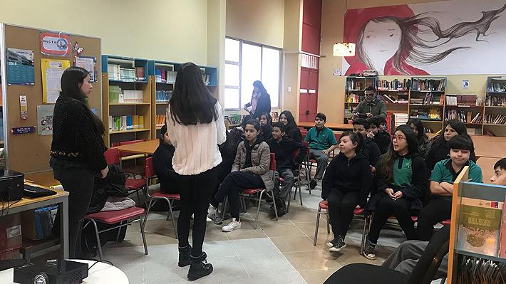 Talleres de Sanfic Educa: El lado B del Festival que busca acercar el arte del cine a niños de colegios municipales