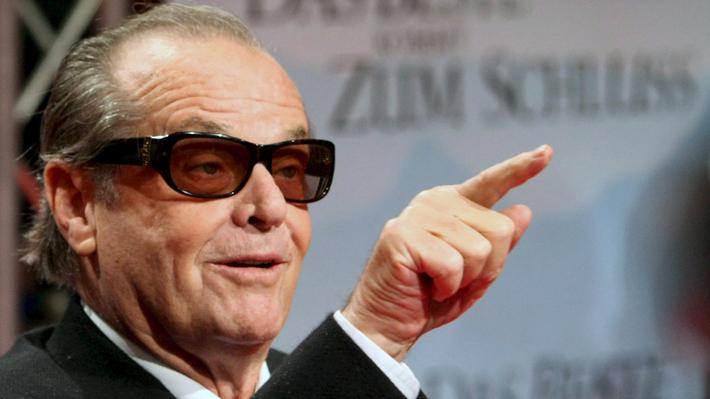 """Jack Nicholson renuncia al remake de """"Toni Erdmann"""" y deja entrever su retiro de la actuación"""