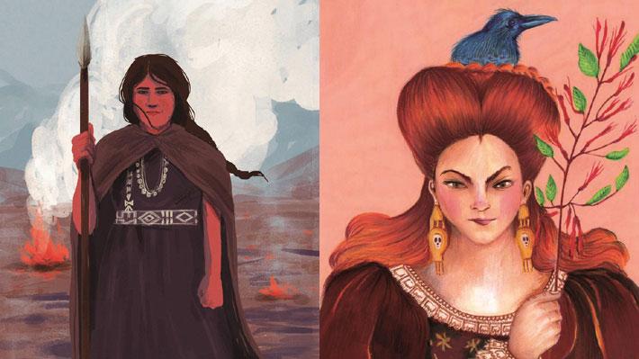 """""""Chilenas Rebeldes"""", el libro que reúne las biografías de mujeres que hicieron historia en el país y en el mundo"""