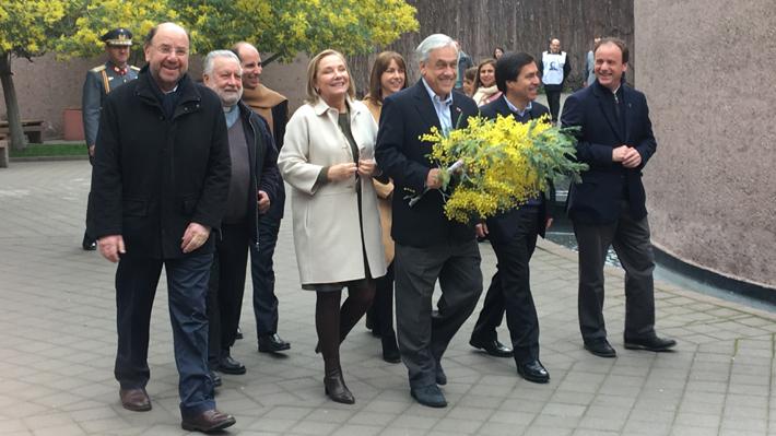 """Gobierno celebra el día de la solidaridad y Piñera dice que """"queremos conocer todas las familias vulnerables de Chile"""""""